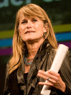 Jacqueline Novogratz Founder and Chief Executive Officer Acumen